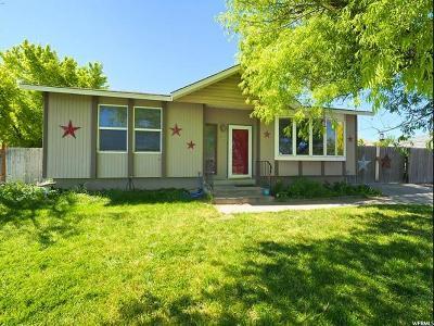 Salt Lake City Single Family Home For Sale: 5547 W 5505 S