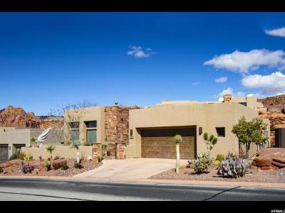 St. George Single Family Home For Sale: 3052 N Snow Canyon Parkway #168