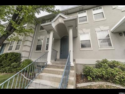 Provo, Orem Townhouse For Sale: 1947 S Columbia Ln #14