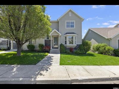 Lehi Townhouse For Sale: 3059 W Davencourt Loop