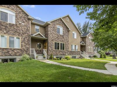 American Fork Townhouse For Sale: 1266 E 600 Cir N