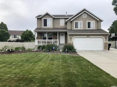 West Jordan Single Family Home For Sale: 6604 S Gold Medal Dr W