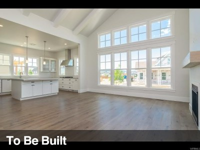 South Jordan Single Family Home For Sale: 10961 S Paddleboard Way W #123