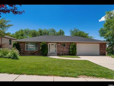 Ogden Single Family Home For Sale: 855 Dillon Dr