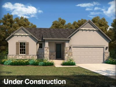 Spanish Fork Single Family Home For Sale: 972 W 40 S