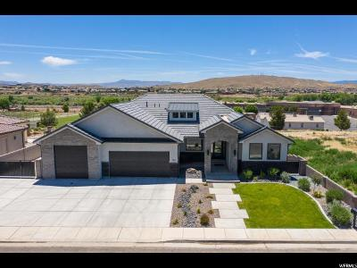 St. George Single Family Home For Sale: 792 E 1070 S