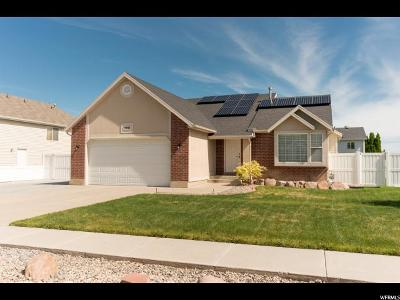 Syracuse Single Family Home Under Contract: 3958 W 1085 S