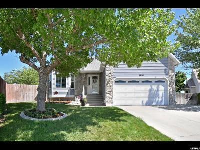 Salt Lake City Single Family Home For Sale: 6086 S Van Gogh Cir W