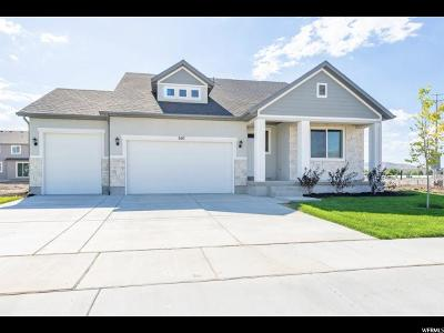 Lehi Single Family Home For Sale: 610 S Dapple Dr W