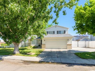Orem Single Family Home Under Contract: 1566 W 650 S