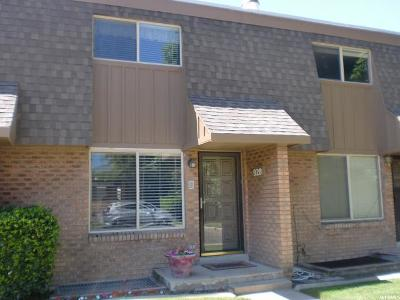 Fruit Heights Condo For Sale: 928 S Bristol Rd E