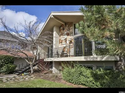 Salt Lake City Single Family Home For Sale: 806 Northview Dr