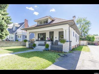 Salt Lake City Single Family Home For Sale: 2746 S 900 E