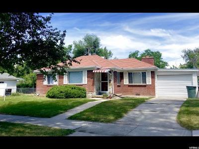 Salt Lake City Single Family Home For Sale: 456 N 1200 W