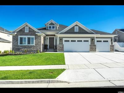 Herriman Single Family Home For Sale: 6637 W Black Sage Dr S