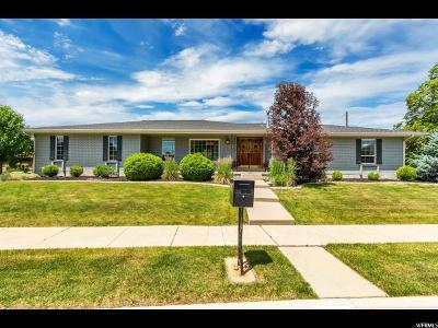 Salt Lake City Single Family Home For Sale: 2507 E Arnette Dr S