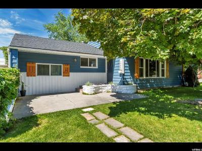 Salt Lake City Single Family Home For Sale: 3059 S 500 E