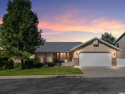 Orem Single Family Home For Sale: 1919 N 600 E