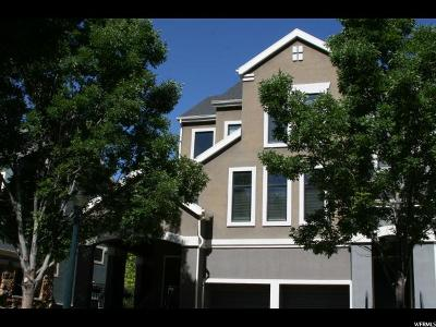 Provo Single Family Home For Sale: 5087 Riverpark Way #109