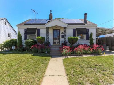 Midvale Single Family Home For Sale: 7887 S Pioneer St. W