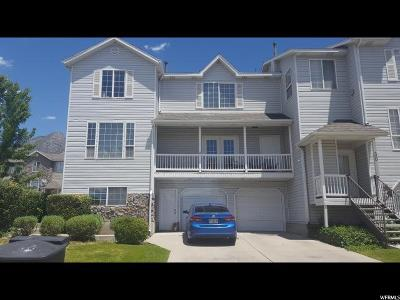 Provo Townhouse For Sale: 575 N Seven Peaks Blvd E #29