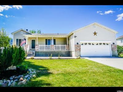 Salt Lake City Single Family Home For Sale: 1642 E Emerson Ave