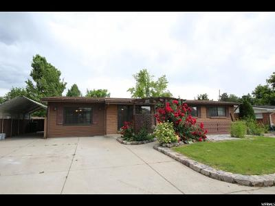 Kaysville Single Family Home For Sale: 219 W 350 S