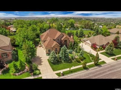 Ogden Single Family Home For Sale: 1541 E Wasatch Dr