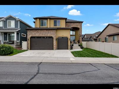 South Jordan Single Family Home For Sale: 3958 W Sand Lake Dr S