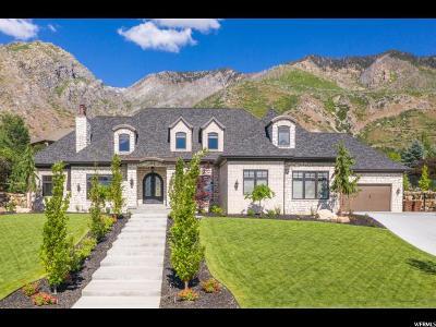 Alpine Single Family Home For Sale: 1552 Prospect Ln
