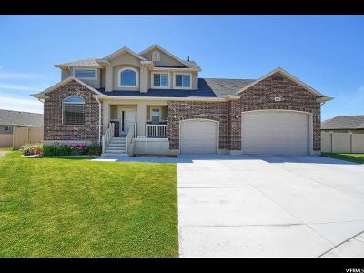 Clearfield Single Family Home For Sale: 1158 S 1375 W
