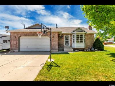 Clearfield Single Family Home For Sale: 2023 S 50 W