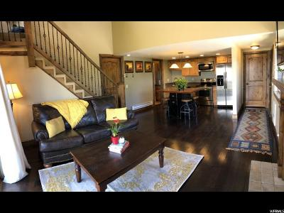 Park City Condo Under Contract: 2025 Canyons Resort Dr. #Q-5