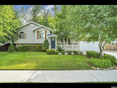 Lehi Single Family Home For Sale: 422 S 780 W