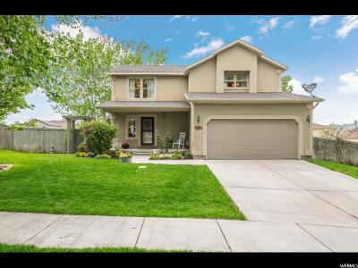 Eagle Mountain Single Family Home For Sale: 7785 N Grant St W