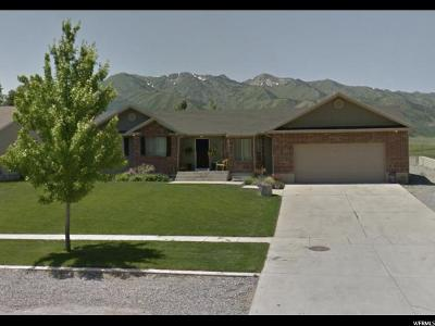 Wellsville Single Family Home Under Contract: 483 N 200 E