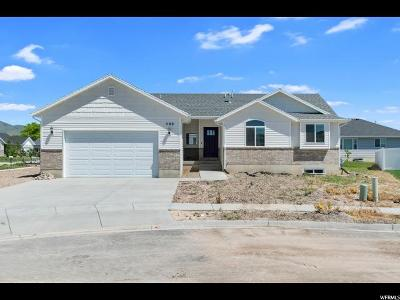 Tremonton Single Family Home Under Contract: 480 W 4th S