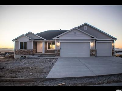 Single Family Home For Sale: 7021 N 2275 W #19