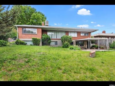 Orem Single Family Home For Sale: 718 Cherry Dr