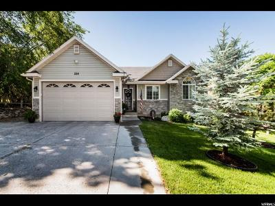 River Heights Single Family Home Under Contract: 284 E 700 S