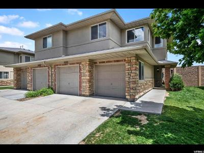 Riverton Townhouse For Sale: 12771 S Stormy Dr