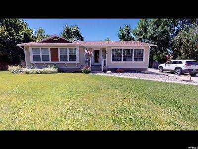 Single Family Home For Sale: 175 W 100 S