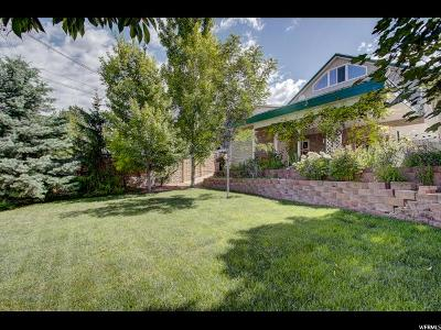 Salt Lake City Single Family Home For Sale: 3610 S 2700 E