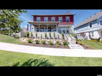 South Jordan Single Family Home For Sale: 4822 W Crosswater Rd
