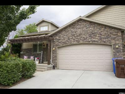 Midvale Single Family Home For Sale: 6675 S Romans Ct