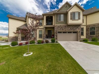 Eagle Mountain Townhouse For Sale: 4138 E Inverness Rd