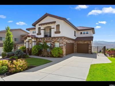 Lehi Single Family Home For Sale: 4655 Toscana Hills Dr