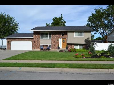 Farmington Single Family Home For Sale: 488 S 10 W