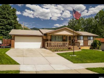 North Ogden Single Family Home For Sale: 3042 N 1025 E