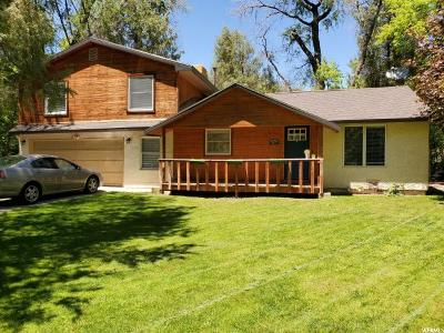 Springville Single Family Home For Sale: 1910 Holiday Hills Rd